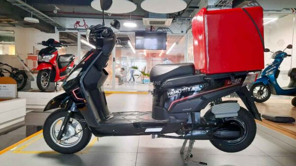 Hero Electric Scooter Range