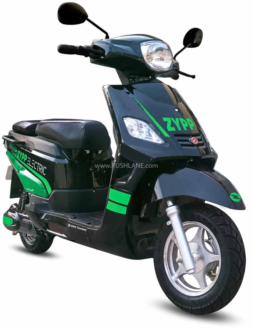 Hero Electric Scooter for Zypp