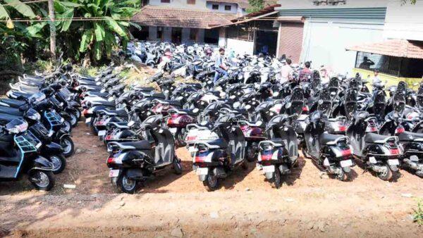 Honda Activa Sales in Kerala