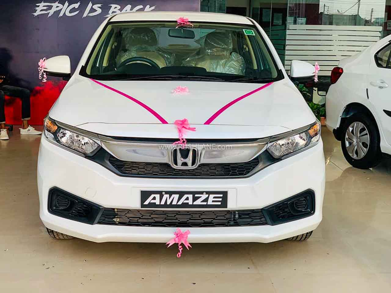 Honda Car Sales Break Up Sep 2020 - Amaze, City, WRV, Jazz, Civic, CRV