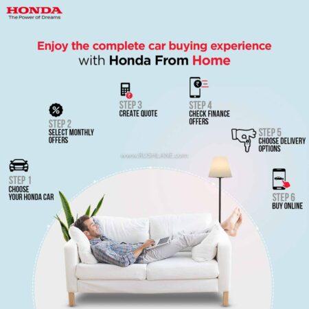 Honda Car Online