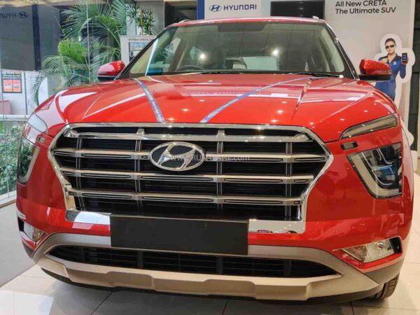 Hyundai Creta SUV Sales