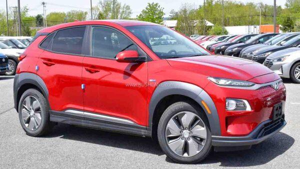 Hyundai Kona Electric Recalled