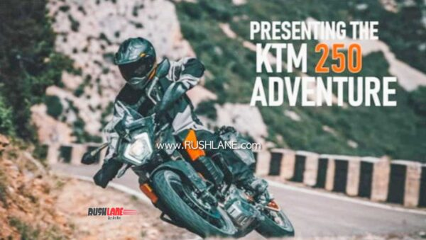KTM 250 Adventure Brochure