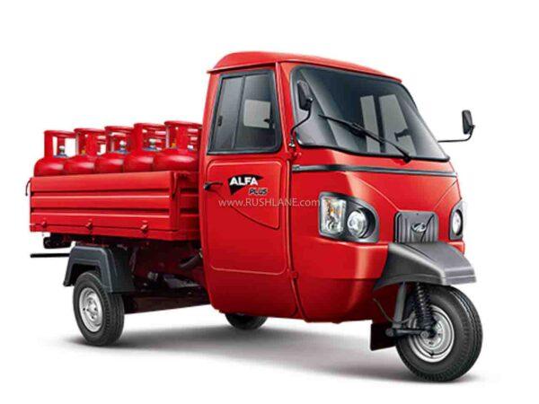 BS6 Mahindra Alfa