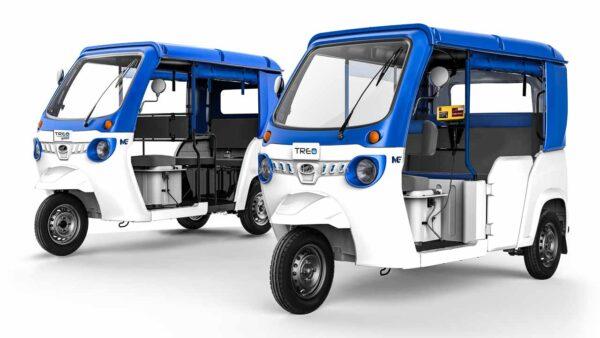 Mahindra Treo Electric Rickshaw
