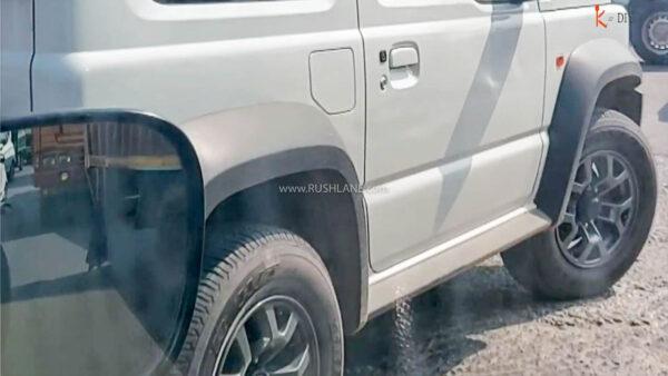 Maruti Suzuki Jimny Sierra