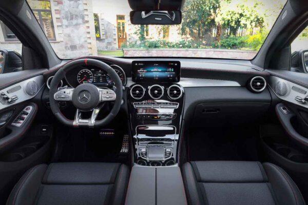 Mercedes AMG GLC 43 Coupe