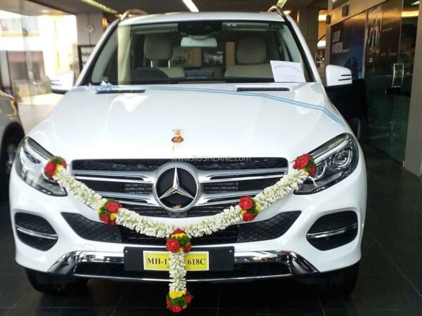 Mercedes Benz New Car Delivery Record