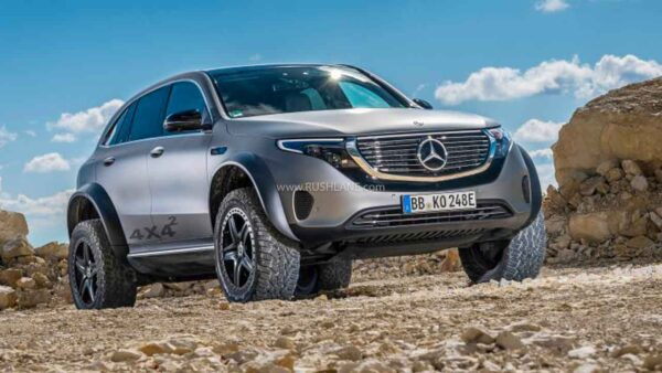 Mercedes Electric Off-Road