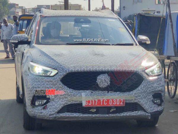 2021 MG ZS Petrol SUV