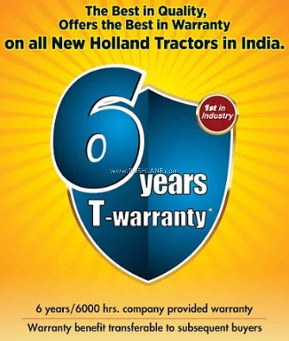 New Holland Tractors Warranty
