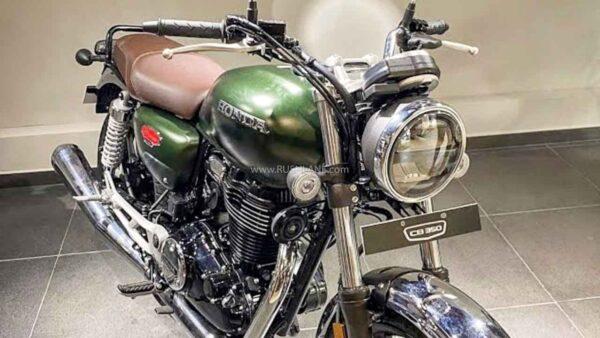 2020 Honda CB350 Launch Price