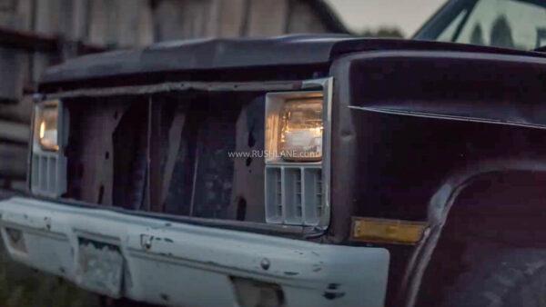 GMC Hummer Electric Teaser