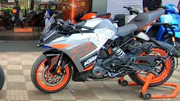 KTM India Sales Sep 390