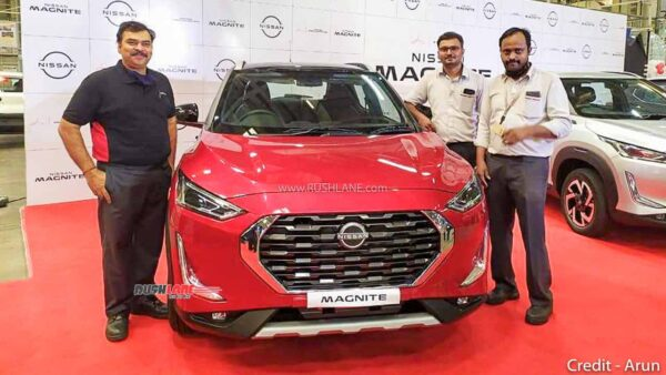 Nissan Magnite Production Starts
