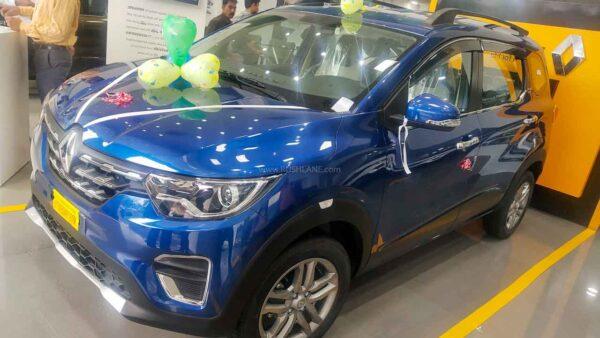 Renault Triber discounts
