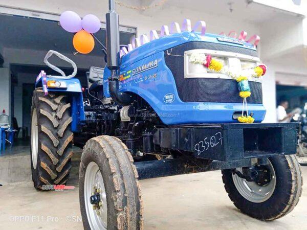 Sonalika Tractor Sales Sep 2020