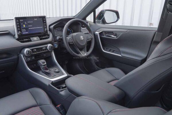 2021 Suzuki Across