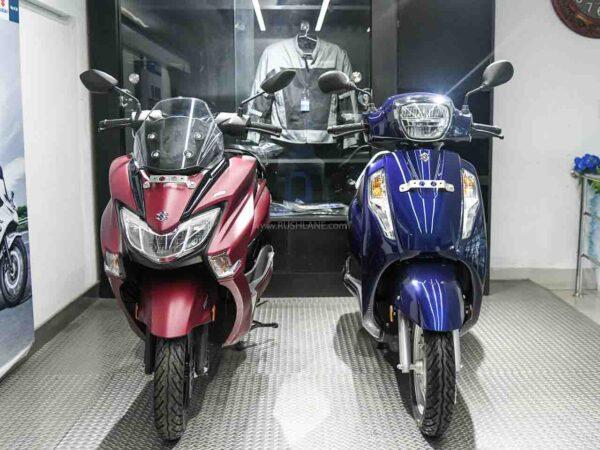 Suzuki Gixxer Sales Sep 2020