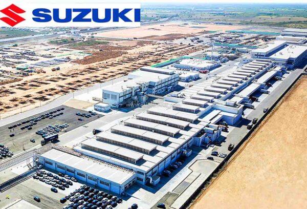 Suzuki Gujarat Plant