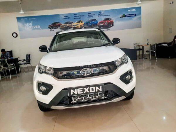 Tata Nexon Discounts Festive Offer