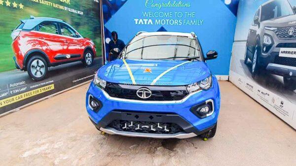 Tata Nexon Market Share