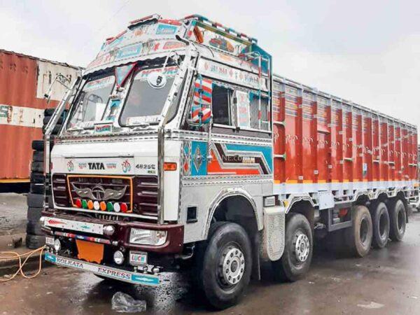 Tata Trucks Sales Sep 2020