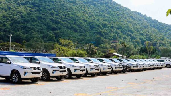 Toyota Regional Stockyard
