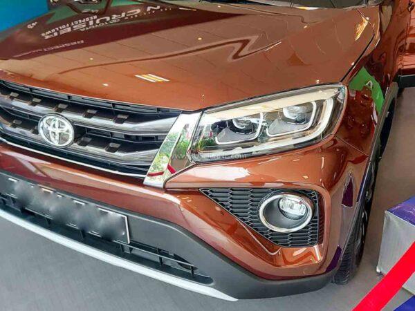 Toyota Urban Cruiser Subscription Plans