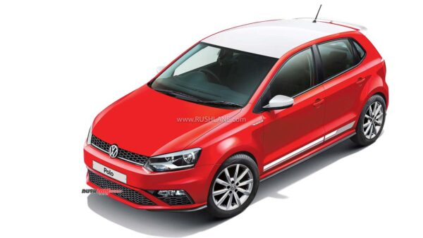 Volkswagen Polo Red & White Edition