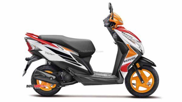 2020 Honda Dio Repsol Edition