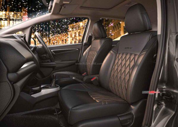 Honda WRV Exclusive Edition