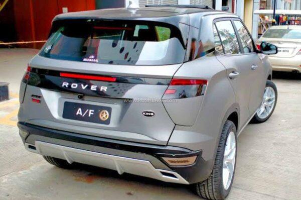 2020 Hyundai Creta Modified
