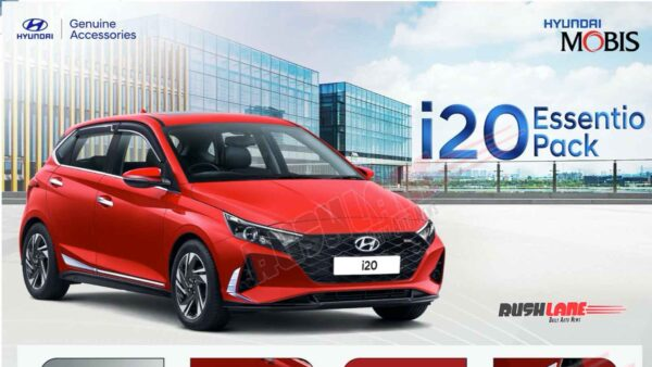 2020 Hyundai i20 Accessory Packs