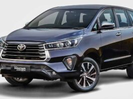 2020 Toyota Innova Crysta India Launch