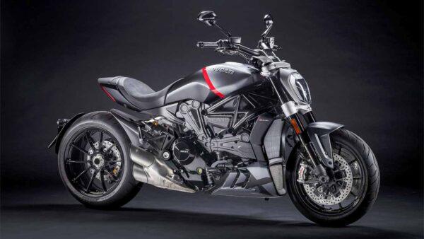 2021 Ducati XDiavel Black Star
