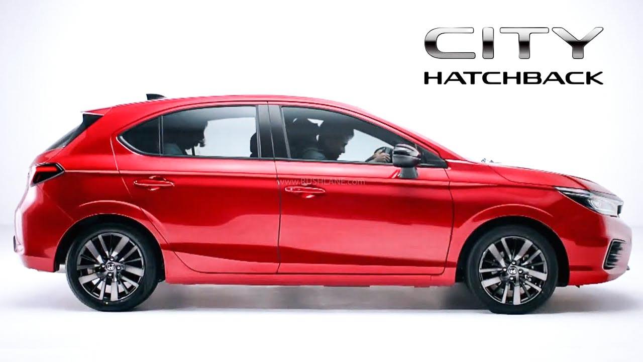 2021 Honda City Hatchback Exteriors, Interiors Detailed ...