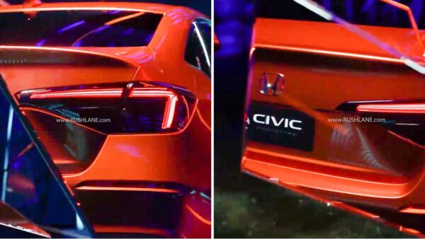 2021 Honda Civic Teaser