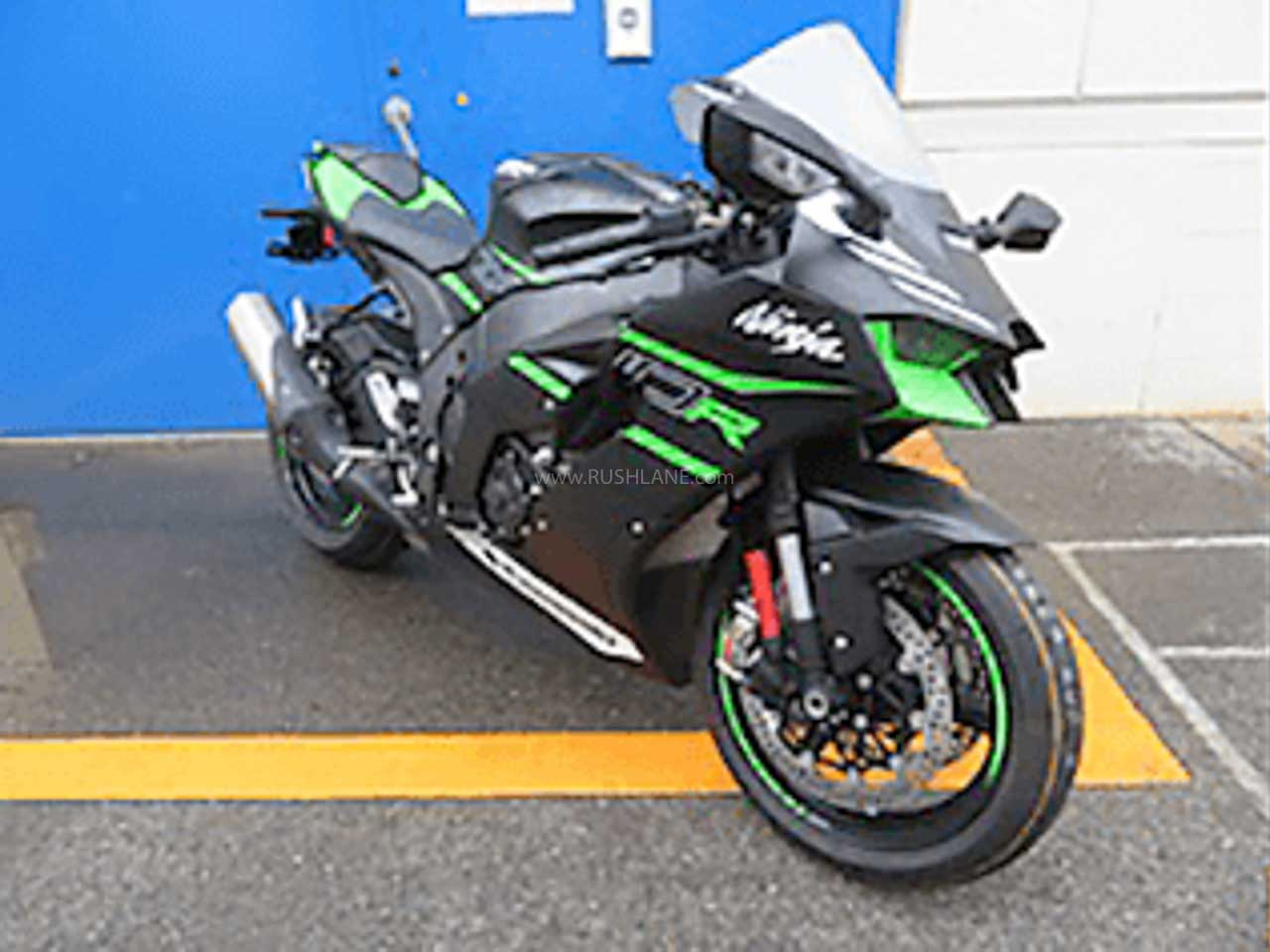 2021 Kawasaki Zx10r Zx10rr Spied Ahead Of Global Debut