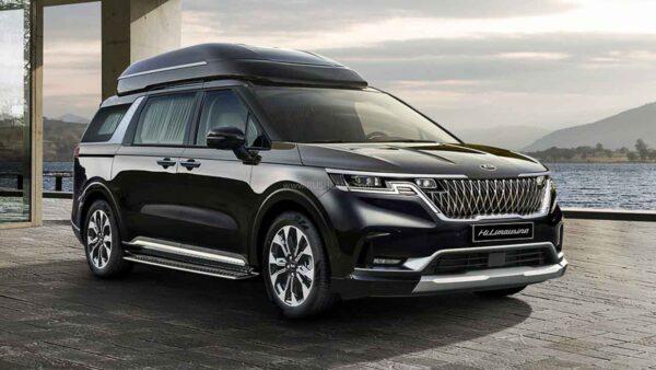 2021 Kia Carnival Limousine