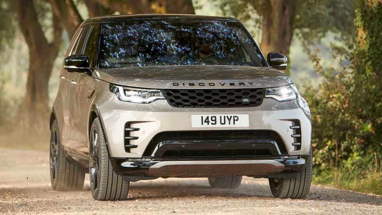 2021 Land Rover Discovery 7 Seater SUV Debuts - India ...