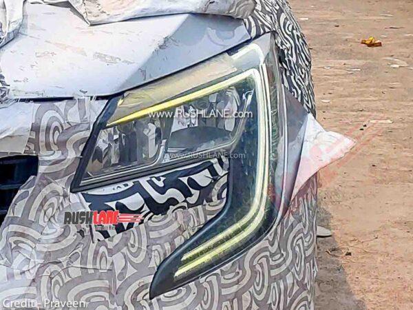 2021 Mahindra XUV500 LED Headlight