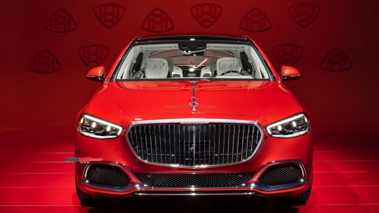 2021 Mercedes Maybach S Class
