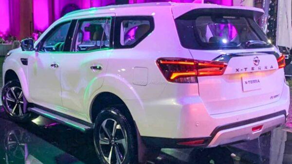 2021 Nissan X-Terra SUV