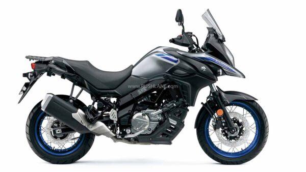 2021 Suzuki V-Strom 650 XT