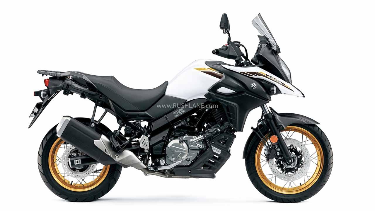 2021 Suzuki V Strom 650