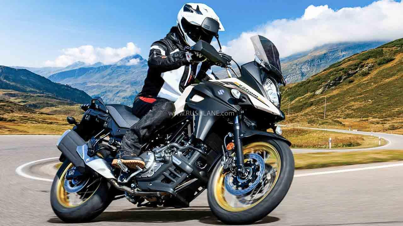 Suzuki introduces new V-Strom 250   Adventure Bike Rider