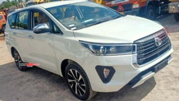 2021 Toyota Innova Facelift