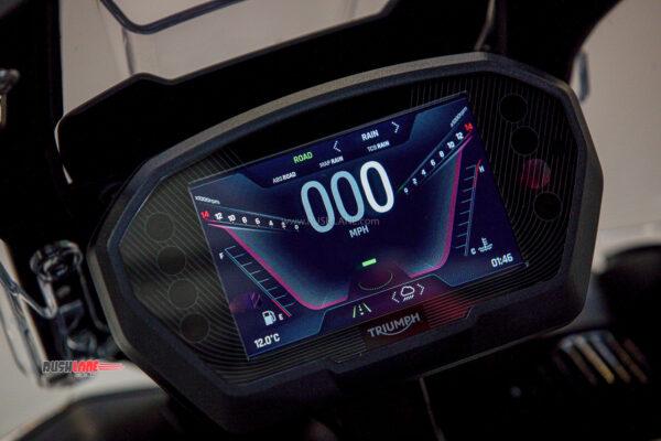 2021 Triumph Tiger 850 Sport